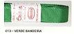 Fita de Gorgurão Lisa 013 Verde Bandeira - Imagem 1