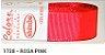 Fita de Gorgurão Lisa 1728 Rosa Pink - Imagem 1