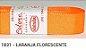 Fita de Gorgurão Lisa 1831 Laranja Fluorescente - Imagem 1