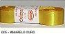 Fita de Cetim Lisa 005 Amarelo Ouro - Imagem 1