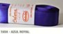 Fita de Cetim Lisa 1654 Azul Royal - Imagem 1