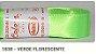Fita de Cetim Lisa 1830 Verde Fluorescente - Imagem 1