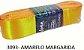 Fita de Cetim Lisa 3093 Amarelo Margarida - Imagem 1