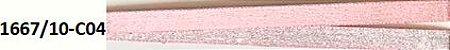Fita Decorativa Lurex c/10 metros 04 Rosa - Imagem 2