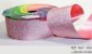 Fita Decorativa Lurex c/10 metros 04 Rosa - Imagem 1