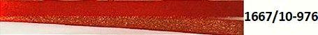 Fita Decorativa Lurex c/10 metros 06 Vermelho - Imagem 2