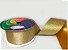 Fita Decorativa Lurex c/10 metros 14 Ouro - Imagem 1