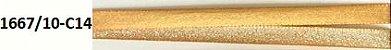 Fita Decorativa Lurex c/10 metros 14 Ouro - Imagem 2