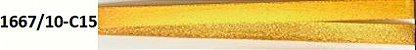 Fita Decorativa Lurex c/10 metros 15 Amarelo Margarida - Imagem 2