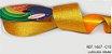 Fita Decorativa Lurex c/10 metros 15 Amarelo Margarida - Imagem 1