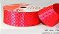 Fita Cetim Quadriculada Sinimbu n°9 (38mm) - 1728 Pink - Imagem 1