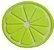 Aplique Emborrachado Limão - Imagem 1
