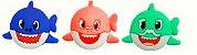 Aplique Emborrachado Baby Shark - Imagem 1