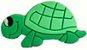 Aplique Emborrachado Tartaruga - Imagem 1