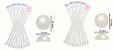 Cartelas Adesivas Meia Pérola - Vários Tamanhos e Cores - Imagem 3