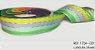 Fita Decorativa Listrada n°9(38mm) SINIMBU - C01 Tons Pasteis - Imagem 1