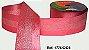 Fita Decorada Gorgurão com Cetim 38mm Sinimbu - 436 Rosê - Imagem 1