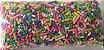 Aplique Mini Granulado Colorido - Pacote c/ 10 gramas - Imagem 1