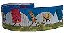 Fita de Gorgurão Volta ás Aulas Animção 10818 - Imagem 1