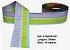 Fita Decorativa Retangular (38mm) - C01 Tons Pastéis - Imagem 1