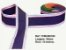 Fita Decorativa Jeans Tons de Rosa SINIMBU 38mm C-02 - Imagem 1