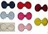 Lacinhos de Crochê - Pacote com 5 unidades - Imagem 2