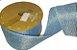 Fita de Juta Metalizado Azul 12 - Imagem 1