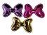 Aplique Lacinhos Espelhados - Pacote c/ 5 unidades - Imagem 1
