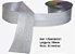 Fita Decorativa Dupla Lurex com Cetim 38mm Sinimbu - 01 Branco - Imagem 1
