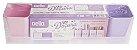 Kit Doçura - 05 porta objetos, 01 suporte e 01 cartela de adesivos - rosa e lilás - Dello - Imagem 1