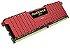 MEMÓRIA DDR4 8GB 2400MHZ CORSAIR VENGEANCE LPX CMK8GX4M1A2400C14 @ - Imagem 1