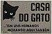 Capacho CASA DO GATO - Imagem 2