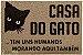 Capacho CASA DO GATO - Imagem 3