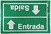 Capacho ENTRADA & SAÍDA - Imagem 1