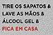 Capacho FICA EM CASA - Imagem 1