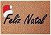 Capacho FELIZ NATAL - Imagem 1