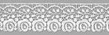 GP018 LARGURA: 5,3 CM COMPOSIÇÃO: 100% Poliéster BRANCO - Imagem 1