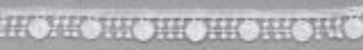 GP034- 015 LARG 1,5CM 100% POLIÉSTER COR 001 BRANCO - Imagem 1