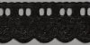 Passa Fita – PP057-050 (Novo) - Passa Fita: 65/35 largura 5 cm Cor Preto - Imagem 1