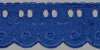 Passa Fita – PP057-050 (Novo) - Passa Fita: 65/35 largura 5 cm Cor Azul Royal COR 011 - Imagem 1