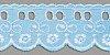 Passa Fita – PP057-050 (Novo) - Passa Fita: 65/35 largura 5 cm Cor Azul COR 010 - Imagem 1