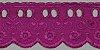 Passa Fita – PP057-050 (Novo) - Passa Fita: 65/35 largura 5 cm Cor Pink COR 008 - Imagem 1