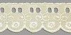 Passa Fita – PP057-050 (Novo) - Passa Fita: 65/35 largura 5 cm Cor Amarelo - Imagem 1