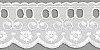 Passa Fita – PP057-050 (Novo) - Passa Fita: 65/35 largura 5 cm Cor Branca - Imagem 1
