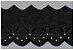 BP011 LARGURA: 5 CM COR PRETO 016 - Imagem 1