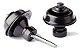 Strap Lock Dunlop Sls 1503 Bk Black 1869 - Imagem 1