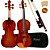 Violino 3/4 Hofma Hve 231 Golden - Imagem 1