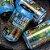Combo de Cerveja Sem Álcool Roleta Russa Easy IPA (Sem Glúten) - 3 UN Lata 350 ml - Brasil - Imagem 2