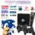 CYBER BOX VIDEO GAME RETRO MULTIJOGOS 16GB 2 CONTROLES C/ FIO - Imagem 1
