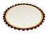 PD210 - 5 unid -  Pratos reforçados para bolo e tortas 21 cm  - Imagem 1